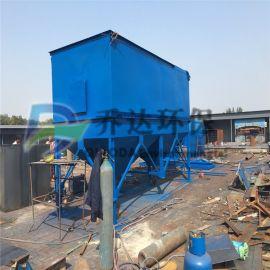 打磨粉尘用DMC-64袋单机除尘器 脉冲单机除尘器
