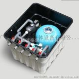 普克仕新款地埋式高效過濾器 攜帶型泳池水處理設備pk8010過濾器