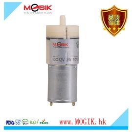 供应雾化器用微型气泵 飘香机气泵 直流12V充气泵