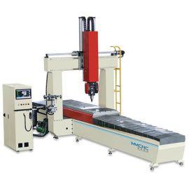 工业铝五轴数控加工中心工业铝加工设备