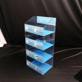 供應數據線展架便利店亞克力充電器耳機線車載充電器展示架批發