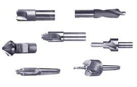 焊接螺旋铣刀(银铜焊接、V型焊接)