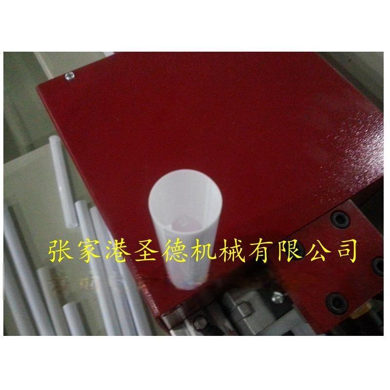供應高精度PC T8燈管,小口徑塑料管,PE,PVC管無屑切割機