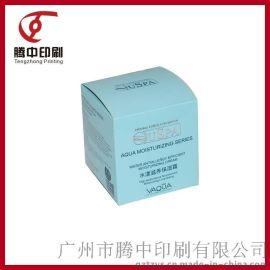 化妆品包装盒 **纸盒设计印刷 专业定做正方形护肤品外包装盒子