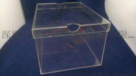 亚克力透明鞋盒 有机玻璃鞋盒