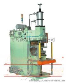 供应钢格板自动点焊机 钢格栅点对焊机 青岛豪精机电有限公司