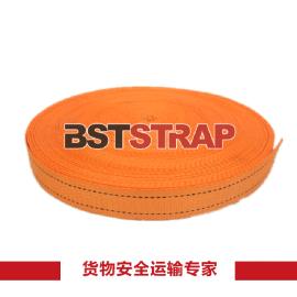 BSTSTRAP聚酯柔性捆扎带 纤维编织打包带 重型涤纶捆绑带38mm