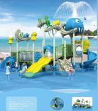 深圳水上儿童乐园水上泳池组合滑梯免费安装厂家