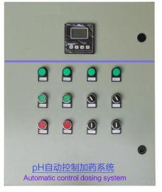 pH加药自动控制箱/自动化仪表成套控制箱