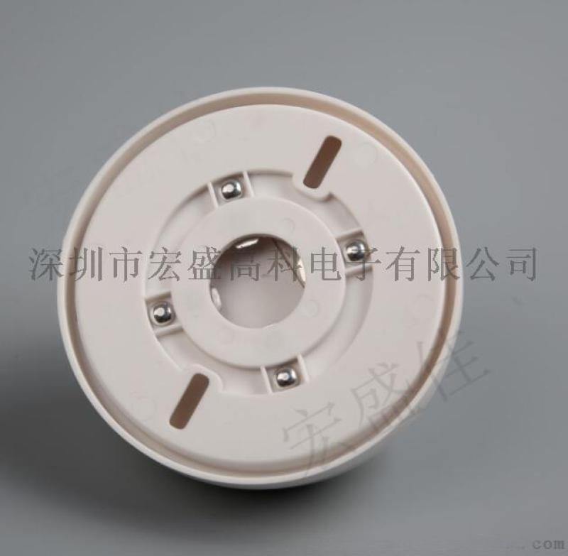 弱电工程专用吸顶式厨房可燃气体报警器(干接点输出)