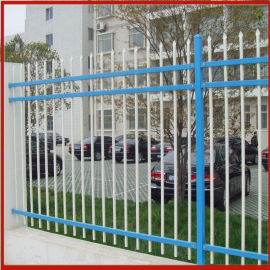 锌钢护栏图 南通锌钢护栏 围栏网山地兴来公司