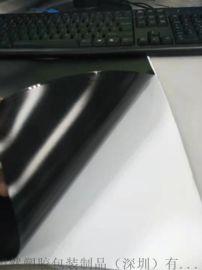 深圳厂家生产销售可涂胶PP卷材|PP不干胶标签材料