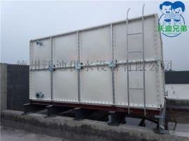 沃迪供应玻璃钢水箱玻璃钢消防保温smc水箱