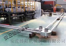 密闭煤粉管链输送机 煤矿行业管链输送设备