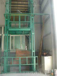 十堰市 竹山县 房县厂家热  QYGD升降货梯 导轨式升降机 液压货梯