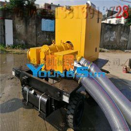 柴油機消防泵泵車 移動泵車