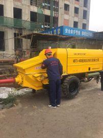 鲁科重工LKX-40D细石混凝土泵