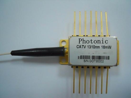 供应南京光纤耦合窄线宽SLD蝶形激光器,中心波长840nm,功率15mW