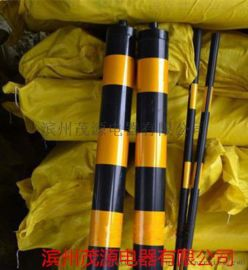 定做电力拉线护套 黑黄反光拉线护套 多种