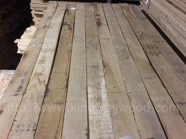 金威木业稳定月供5柜欧洲白橡地板料 天然实木 欧式风 少节疤 防腐地板