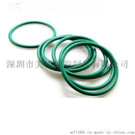 大量批发定做氟橡胶材质防油O型圈各式管接头 耐高温氟橡胶密封圈价格厂家