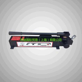 超高压手动泵 德国FTS手动打压泵
