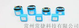 大電流、高頻諧振薄膜電容器QCB60