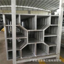 铝合金造型窗花 方管焊接工艺铝合金窗花