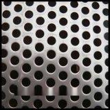 汇金冲孔网供应商加工生产碳钢板5孔3距高承重过滤用圆孔冲孔网板
