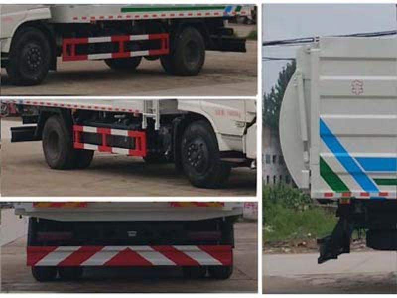 东风污水净化处理车厂家|程力威牌8方污水净化处理车