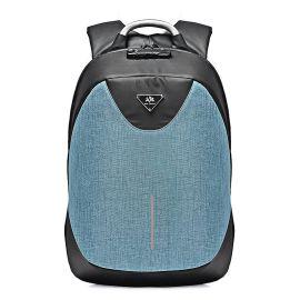 工厂批发定制男款时尚商务双肩电脑背包 来图打样 可添加logo