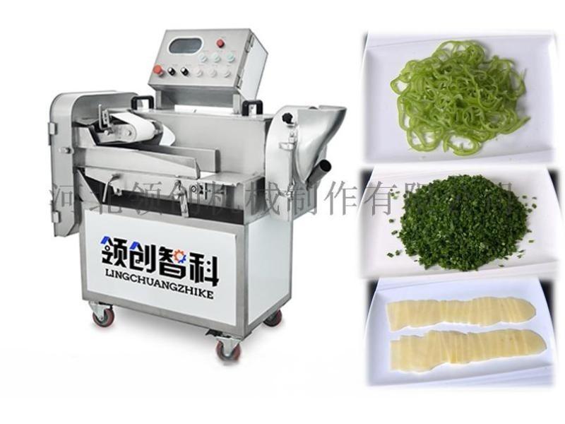 进口刀片 高产量 菌类切丝丁片切菜机 厂家直销