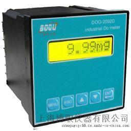 上海博取仪器水质分析仪制造商DOG-2092D型工业溶氧仪