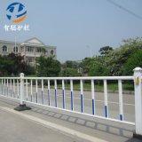 白色防腐市政护栏城市道路隔离护栏