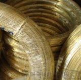 洛铜现货H65黄铜线 铜丝 高精打铆钉/打螺丝黄铜线 软态轴装黄铜线