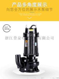 上海供应JYWQ型自动搅匀潜水排污泵37-13-3