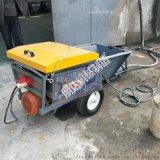 全自動自流平砂漿噴塗機超長使用壽命牆面水泥噴漿機