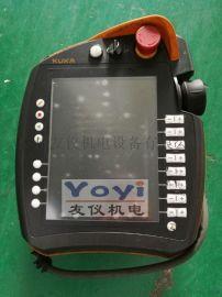 庫卡KUKA機器人示教器 00-168-334維修