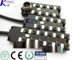 M12無源感測器,M12電磁閥無極性分線盒