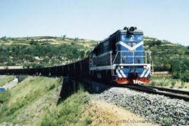 厦门至塔什干海铁运输