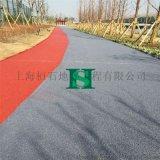 彩色透水水泥混凝土路面材料工厂