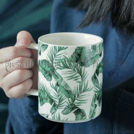 个性化陶瓷花纸 水转印加工来图定制陶瓷盘低温水贴纸