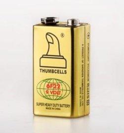 6F22碳性电池