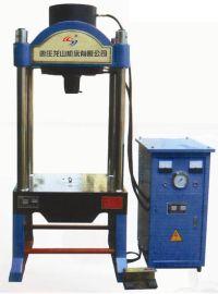 YM-200T/150T/130T/100T多功能液压冷铆机床