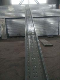 贵州大型电厂用250X50镀锌钢跳板厂家