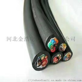 YC通用橡套防水软电缆国标铜芯橡套电缆线