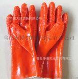 818浸塑防滑耐油 酸鹼鹽 工業浸塑耐磨顆粒手套