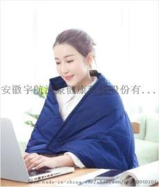 PMA石墨烯多功能發熱毯(披肩)