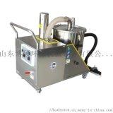 BS90-4电瓶式可配套大容量工业吸尘器