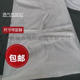 729涤纶收尘袋透气好的机织除尘布袋